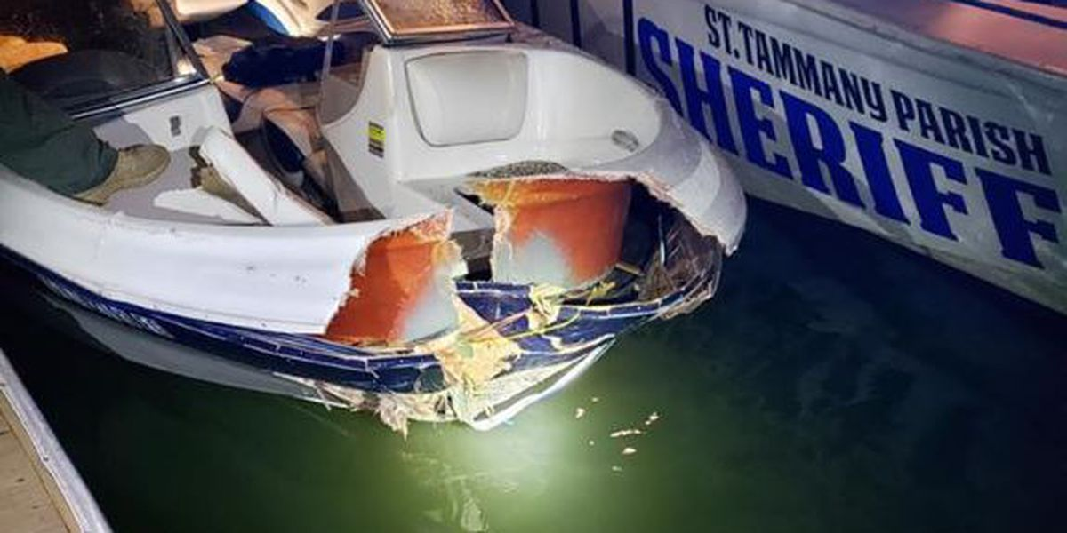 Two injured in St. Tammany Parish boating accident