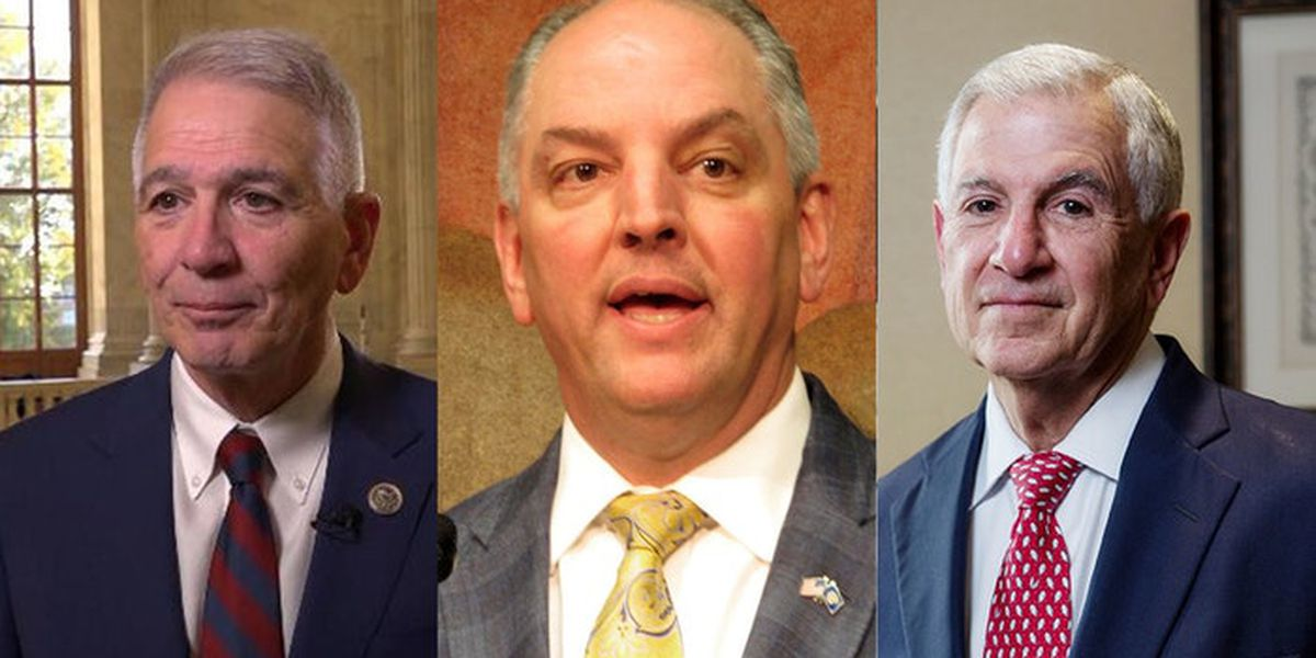 Exclusive Gubernatorial Poll: John Bel Edwards leads with 5 days until election