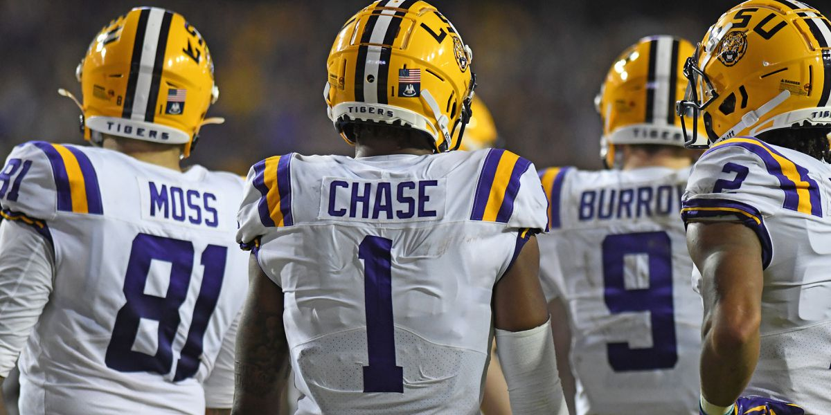 LSU hits practice field to start preps to face Georgia in SEC championship game