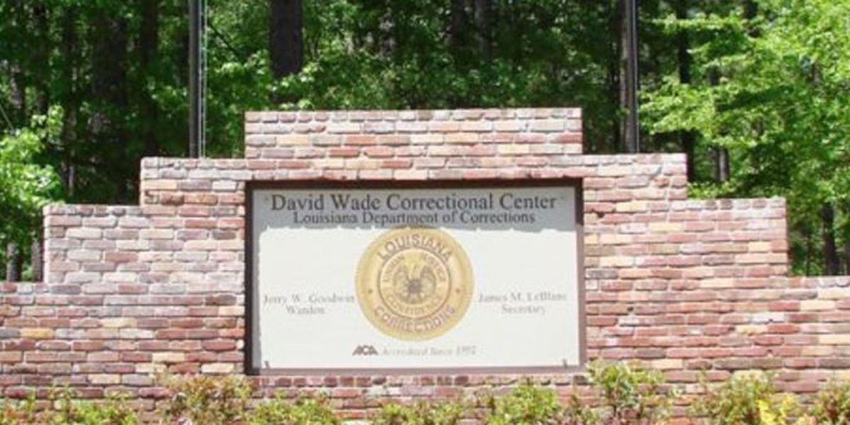 DOC: Lightning injures 10 inmates at Louisiana jail