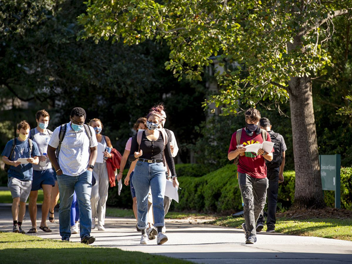 Tulane University announces changes for 2021 spring semester