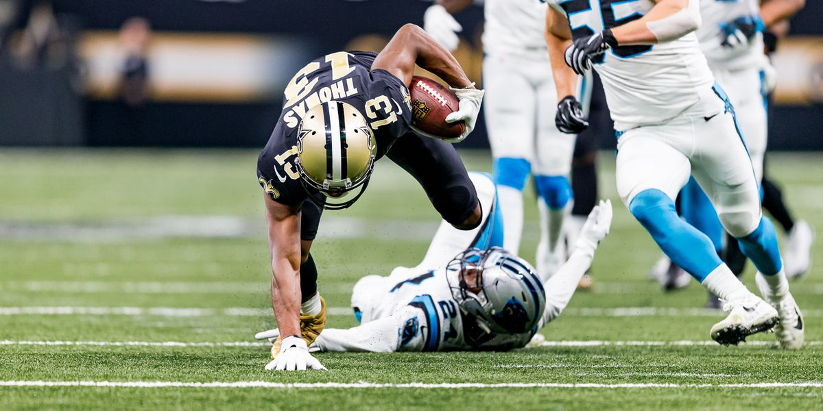 Saints prepare to host Panthers