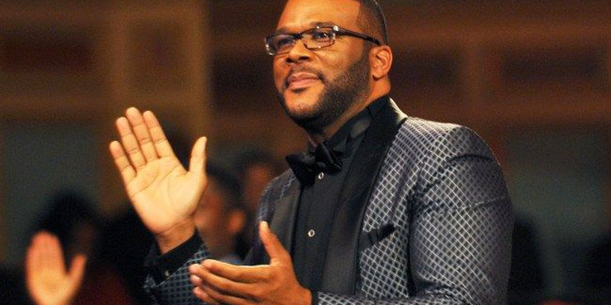 Tyler Perry to narrate 'The Passion' live from New Orleans on FOX