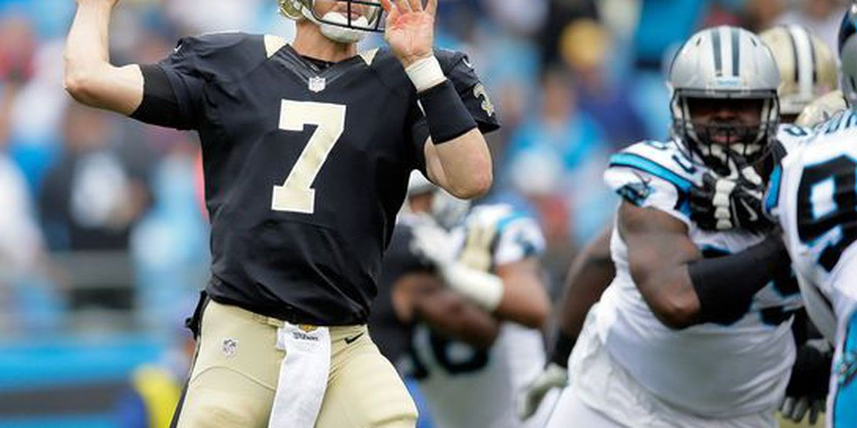 Report: Saints plan to release Luke McCown