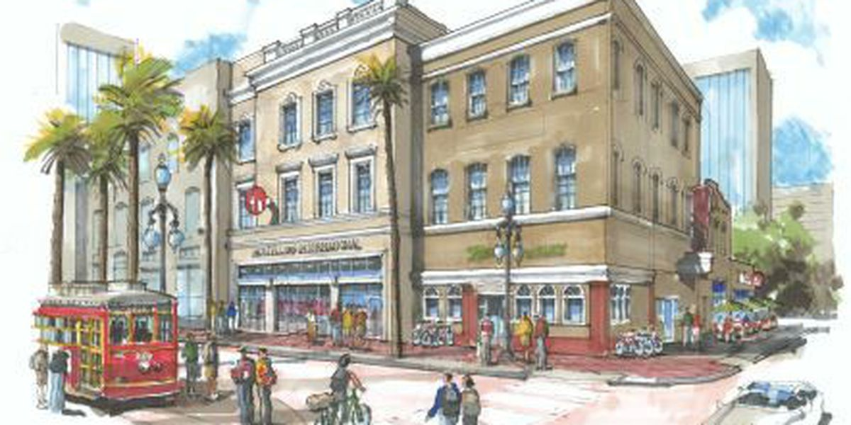 Canal St. property to turn into hostel