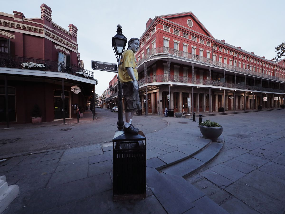 NOLA city, tourism leaders hopeful for positive trending COVID numbers