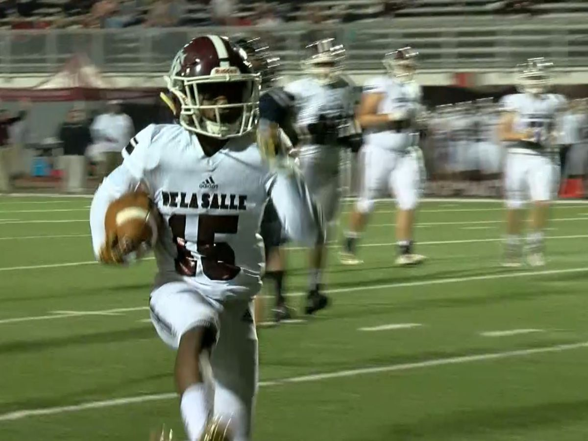 De La Salle beats Thomas Jefferson, 42-0