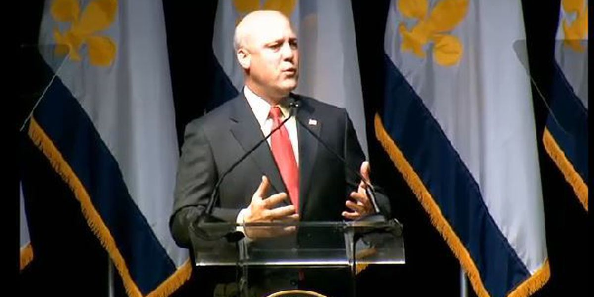 Mayor Landrieu delivers State of the City Address