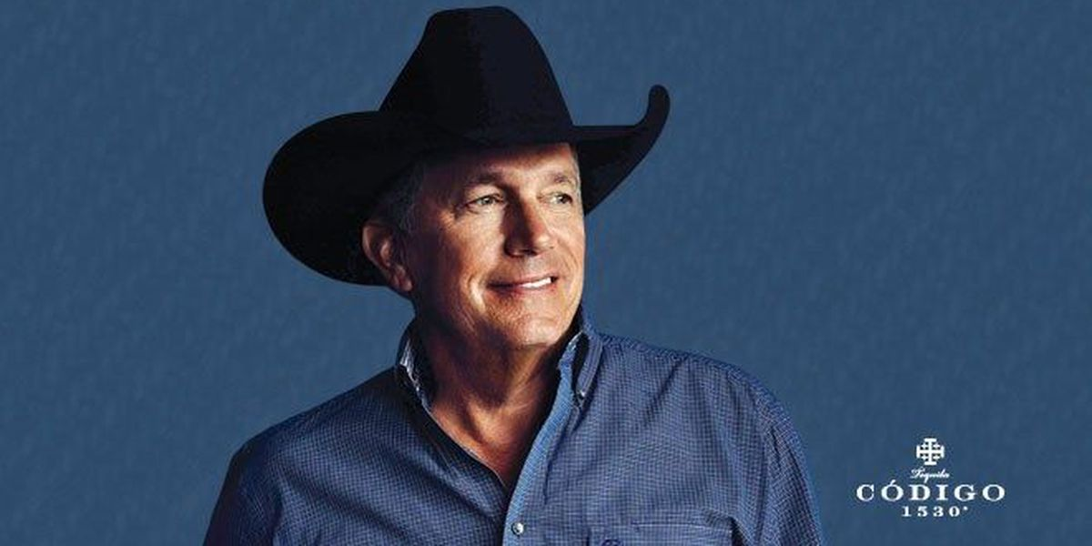 George Strait headlining Bayou Country Superfest