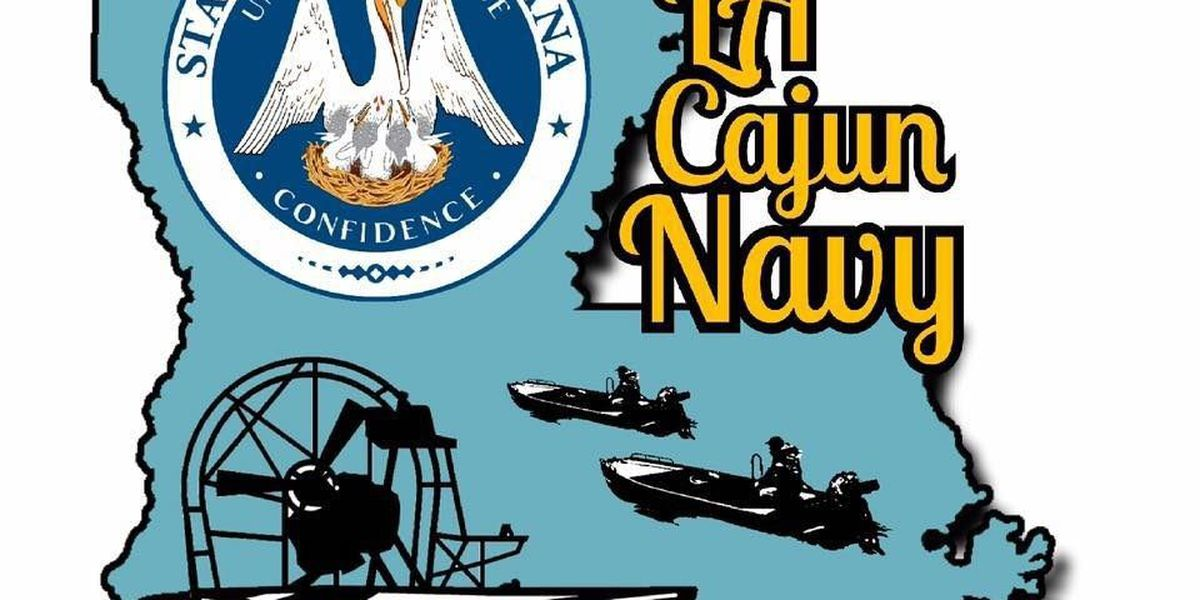 Cajun Navy founder accused of contract fraud