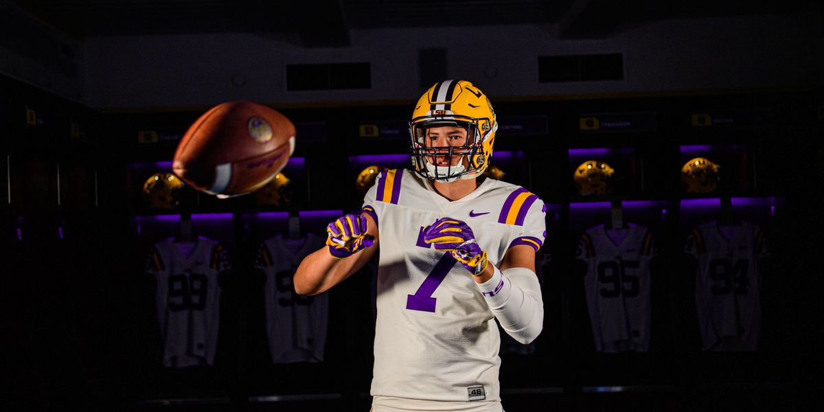 LSU moves up to the No. 1 recruiting class in the country for 2020 after landing 4-star TE Kole Taylor