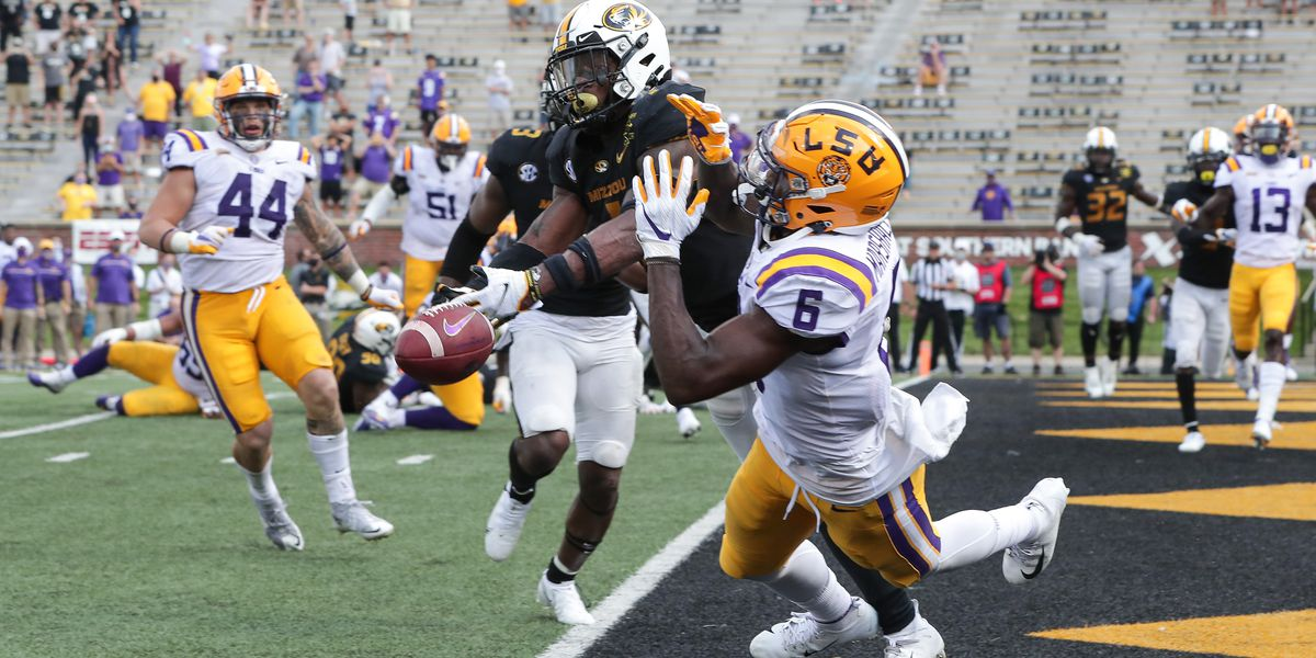 Myles Brennan emphasizes LSU needs to 'stick together as a team' after loss to Missouri