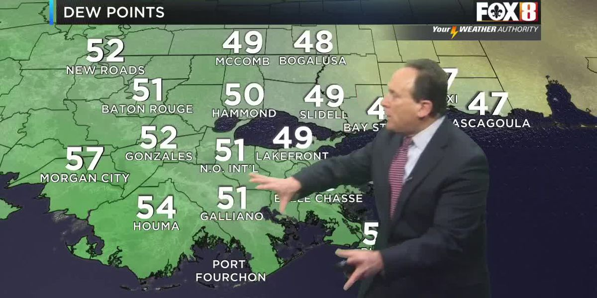 Bruce: Tuesday Afternoon Forecast