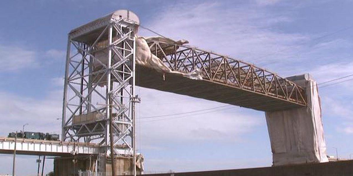 Judge Seeber Bridge closed after mechanical failure
