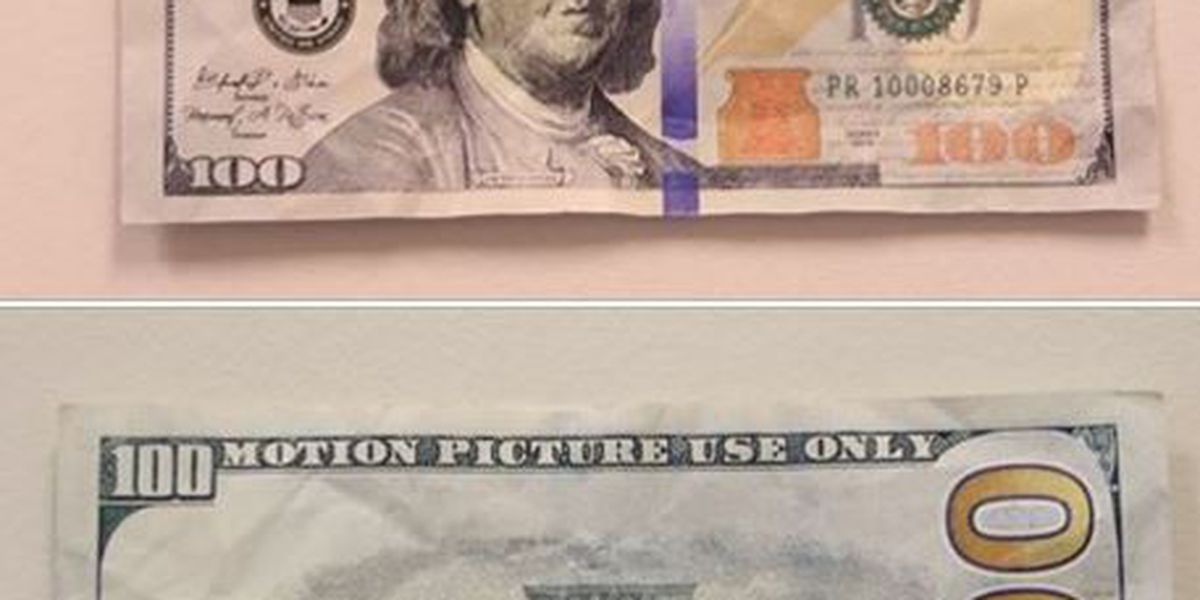 Hahnville student gets fake $100 bills online, share with other students
