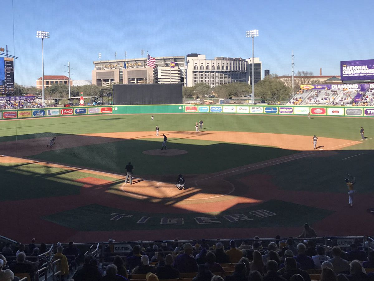 LSU to host 2020 Wally Ponitff Classic at Alex Box Stadium