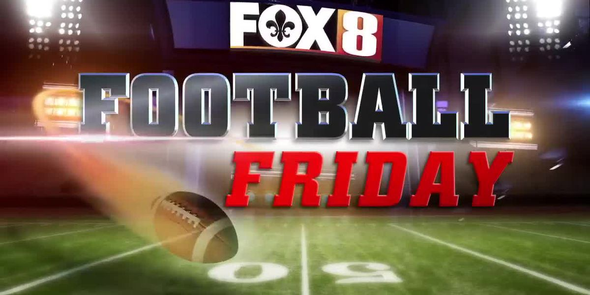 "FOX 8 Football Friday ""Game of the Week"" preview: West St. John at Riverside"