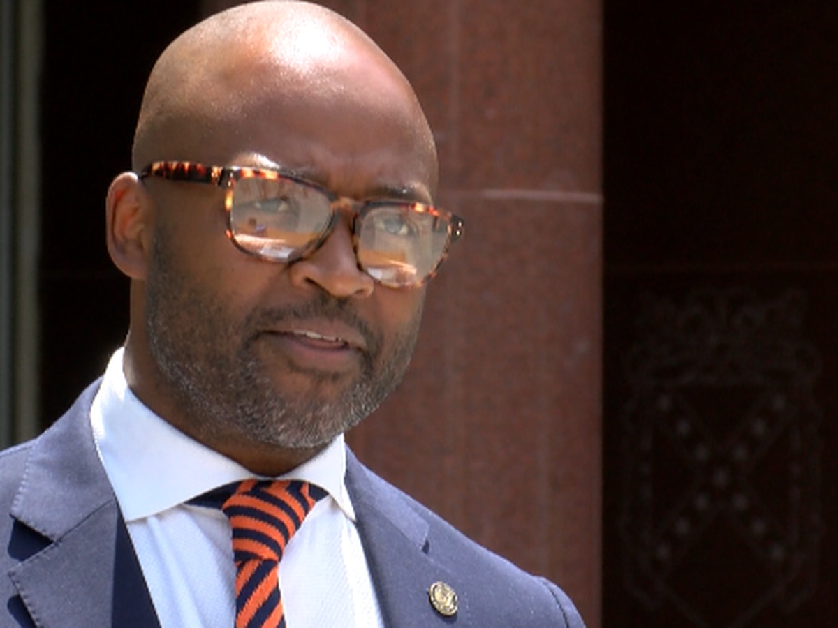 New Orleans City Councilman Jason Williams charged in 11-count federal indictment