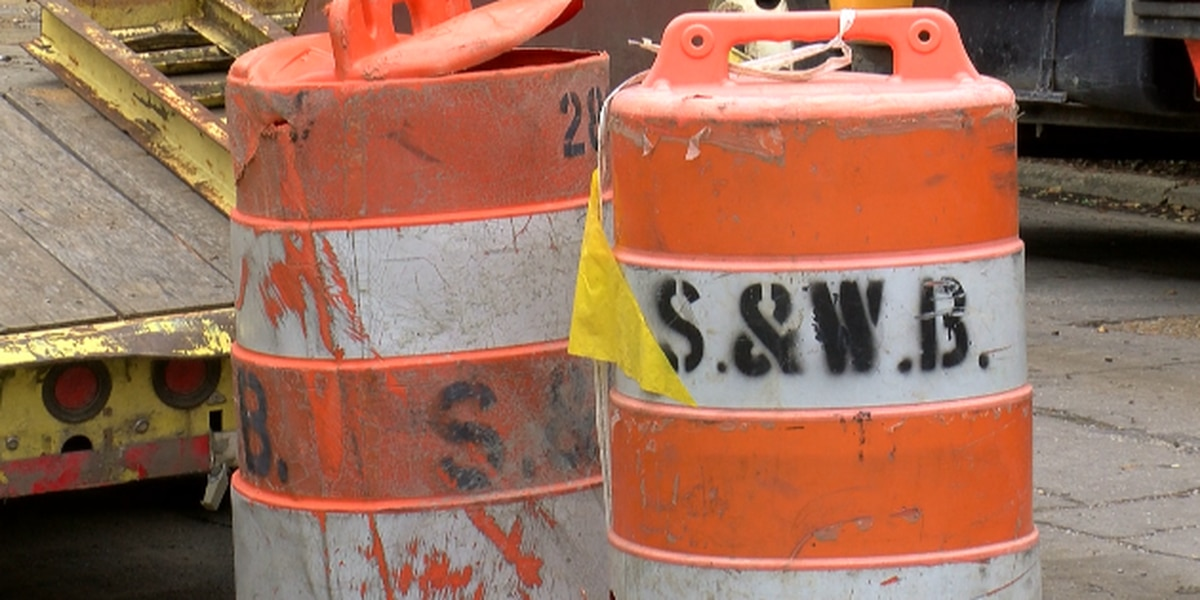 S&WB working to repair water main break Uptown