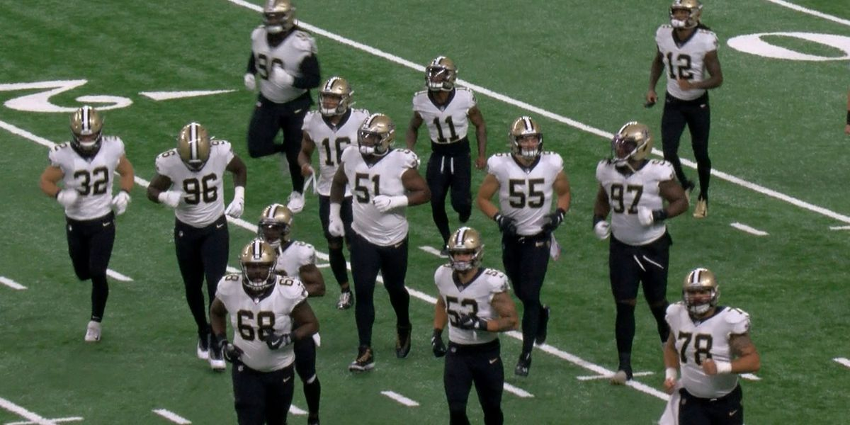 Juan's World: One Team, One Saints Heartbeat
