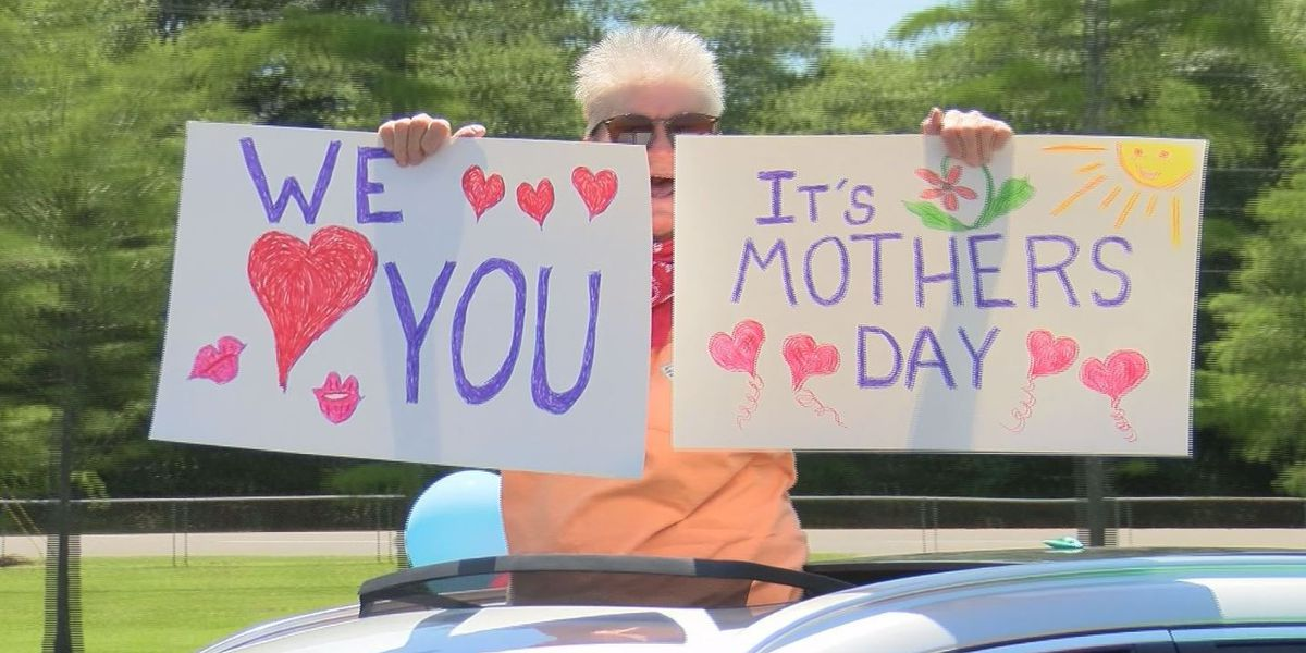 Nursing home parade shines an even brighter light on Mother's Day