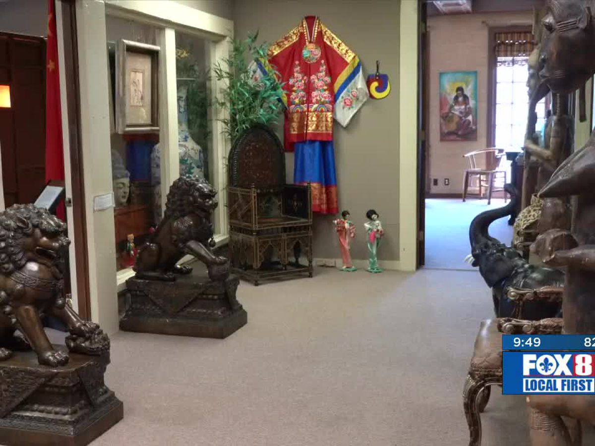 Heart of Louisiana: Multicultural Center of the South