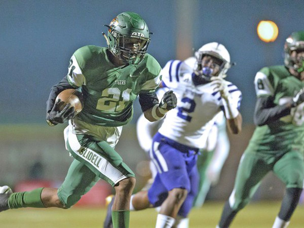 Final Fifteen rankings: #12 Slidell safety Ishmael Burdine