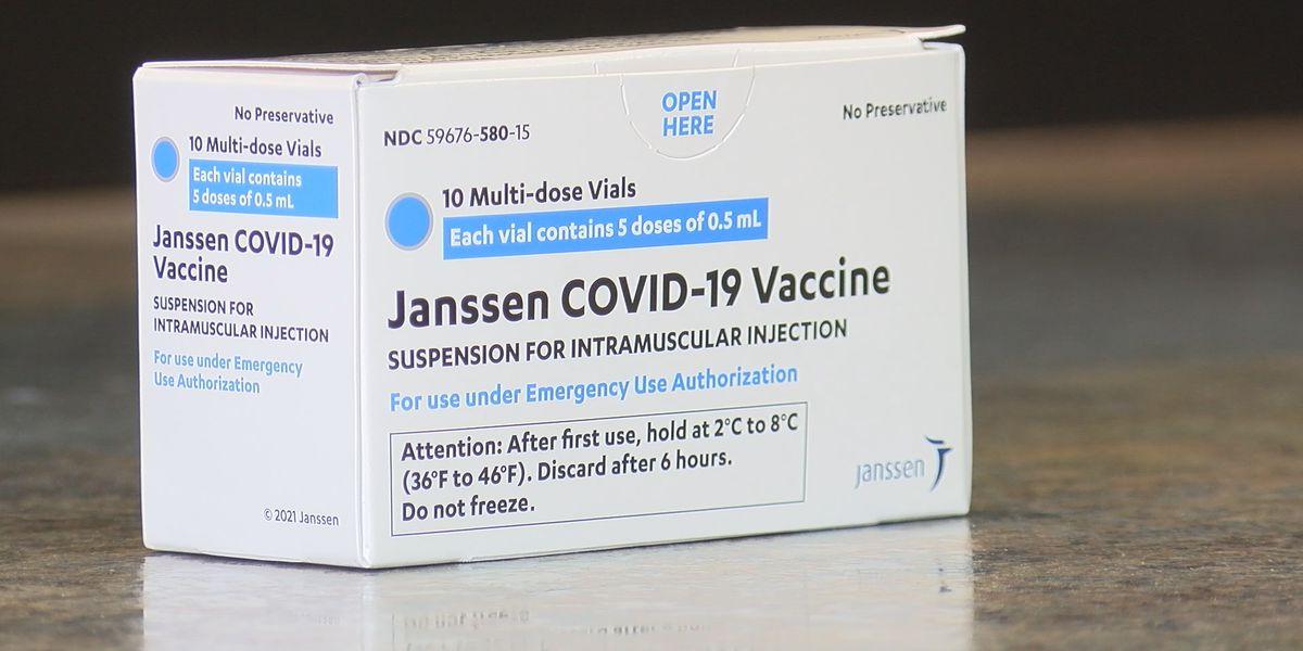 Louisiana resumes use of Johnson & Johnson COVID-19 vaccine