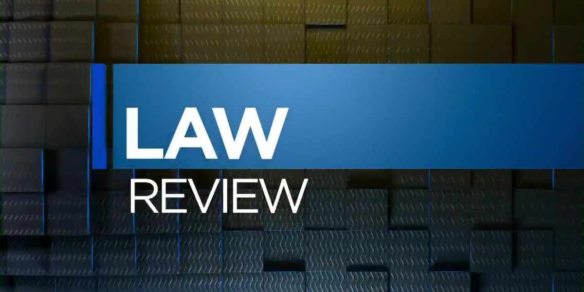 Law Review with Joe Raspanti, FOX 8 Legal Analyst