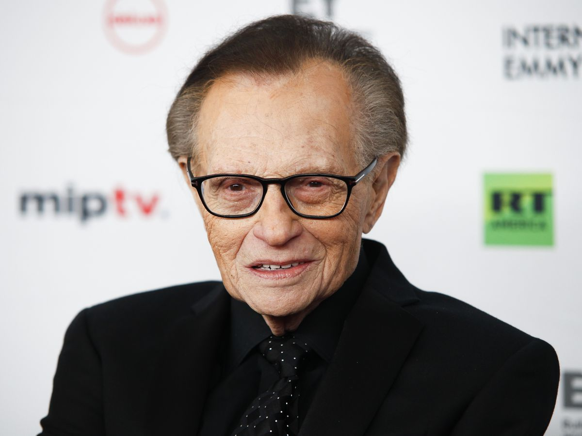 Broadcasting icon Larry King dead at 87
