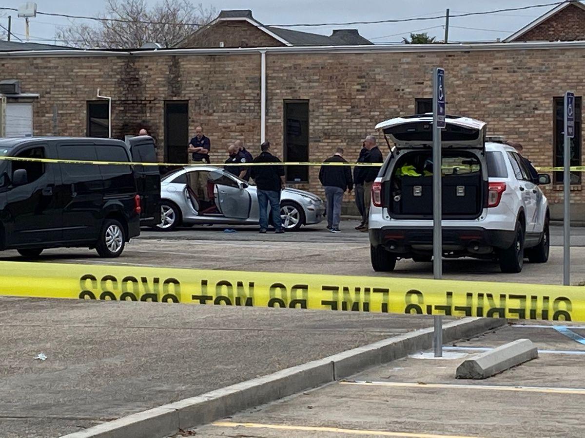 JPSO: Man found shot to death inside vehicle in Metairie