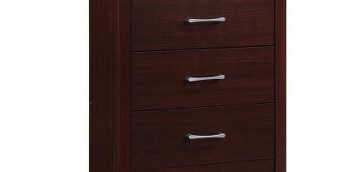 CPSC issues hazard warning on these dressers that tip over