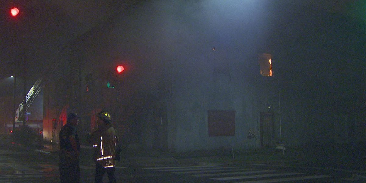 Fire destroys 7th Ward nightclub, no injuries reported