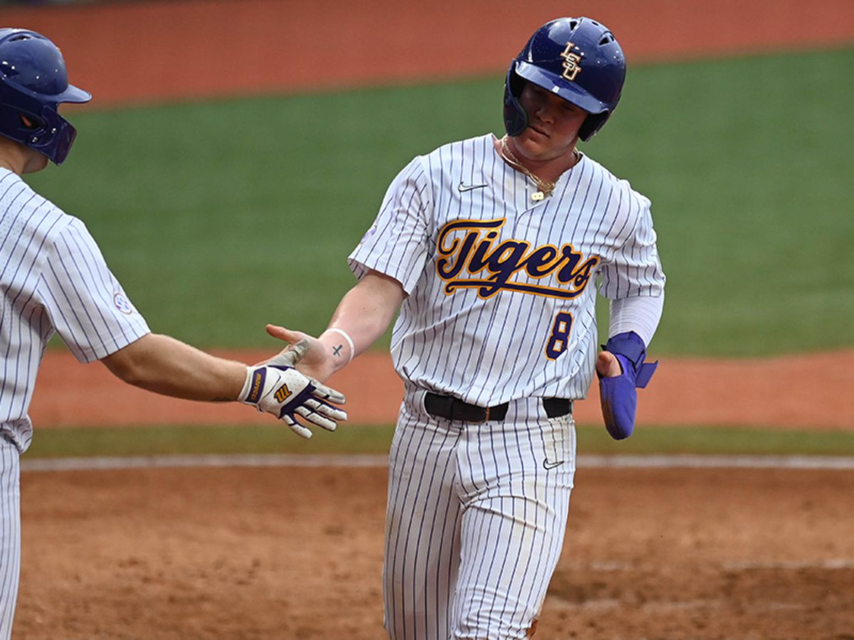 No. 11 LSU defeats Southern at Alex Box