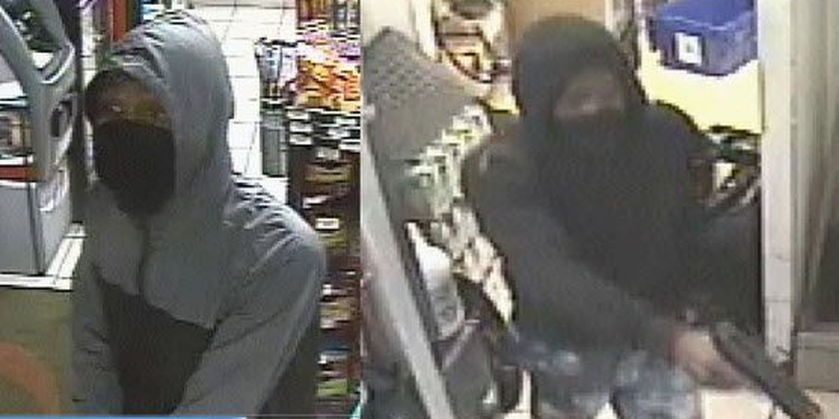 Pair wanted for robbing Mid City gas station