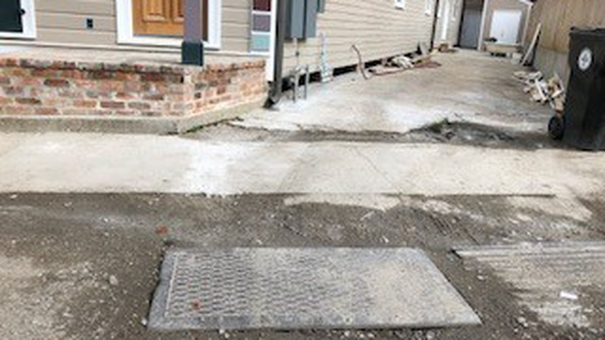 FOX 8 Defenders: Some drainage infrastructure appears non-existent on Mid-City street