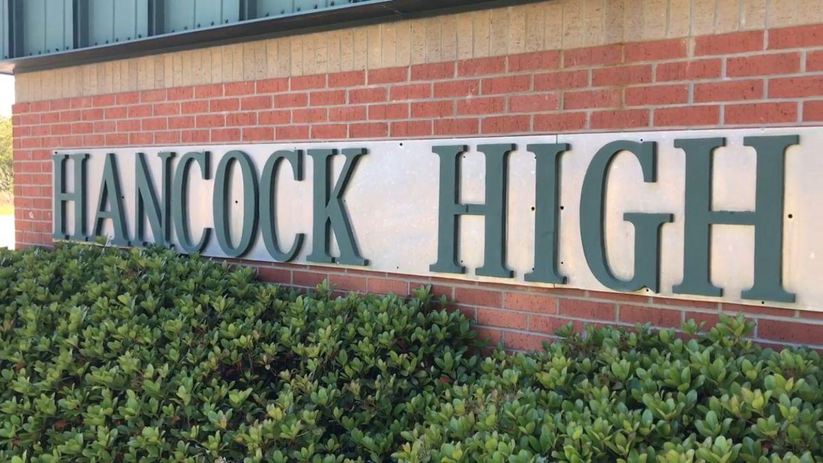 COVID-19 hits the Hancock County School District