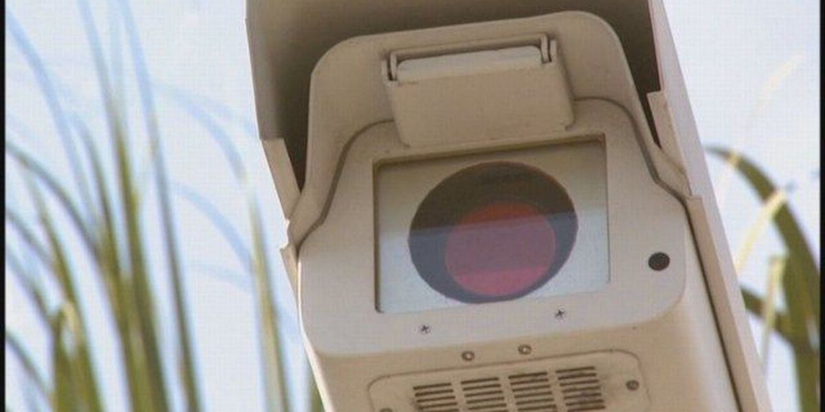 Kenner City Council considering traffic cameras