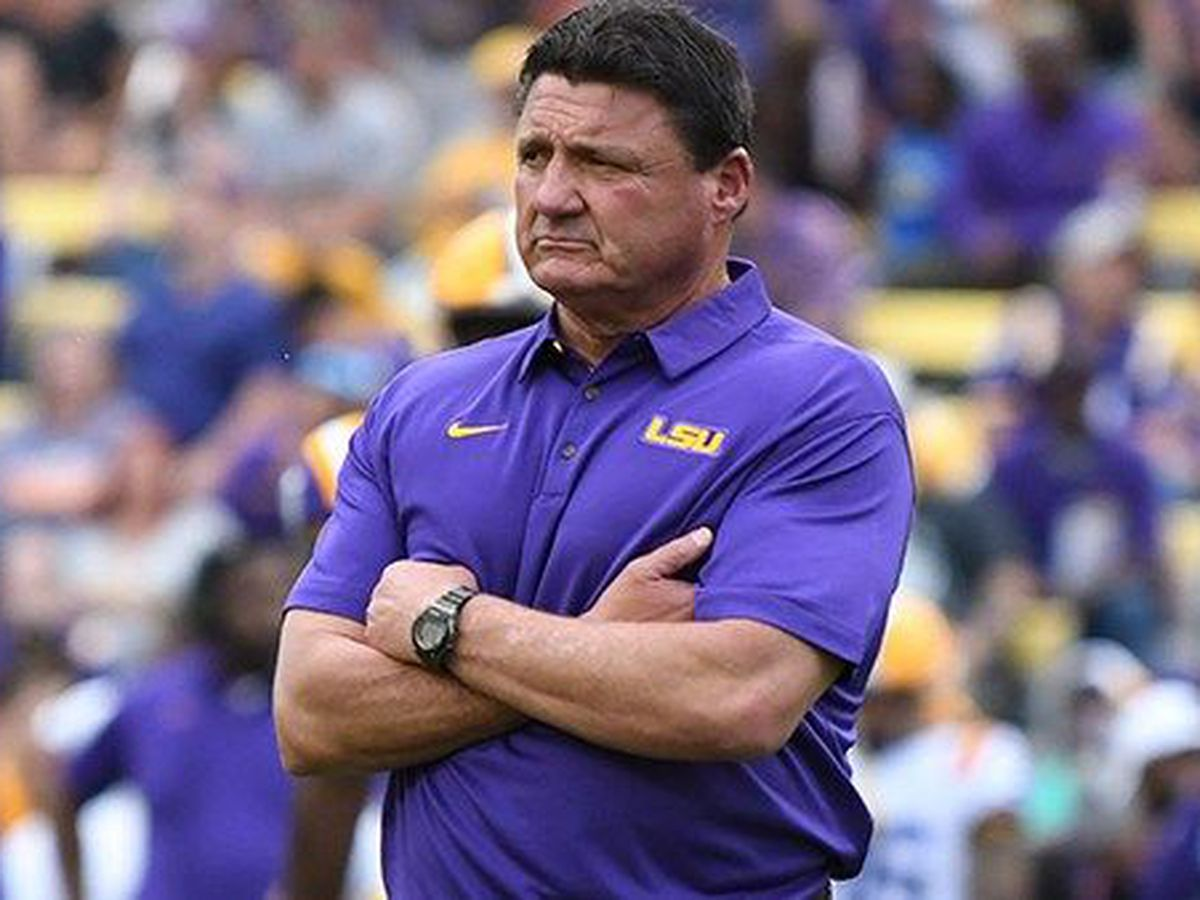 LSU figures out their roster while they continue preparations for the Fiesta Bowl