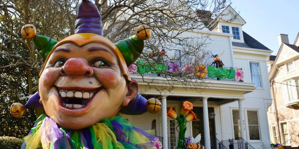 PHOTOS: We are living for 'Yardi Gras' this year