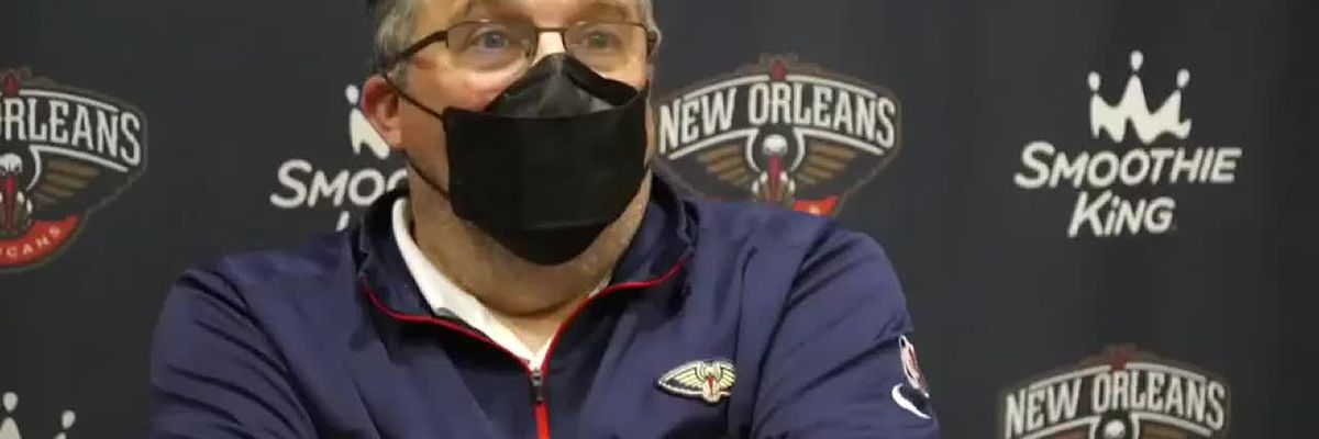 SVG breaks down the Pels' road victory over the Rockets