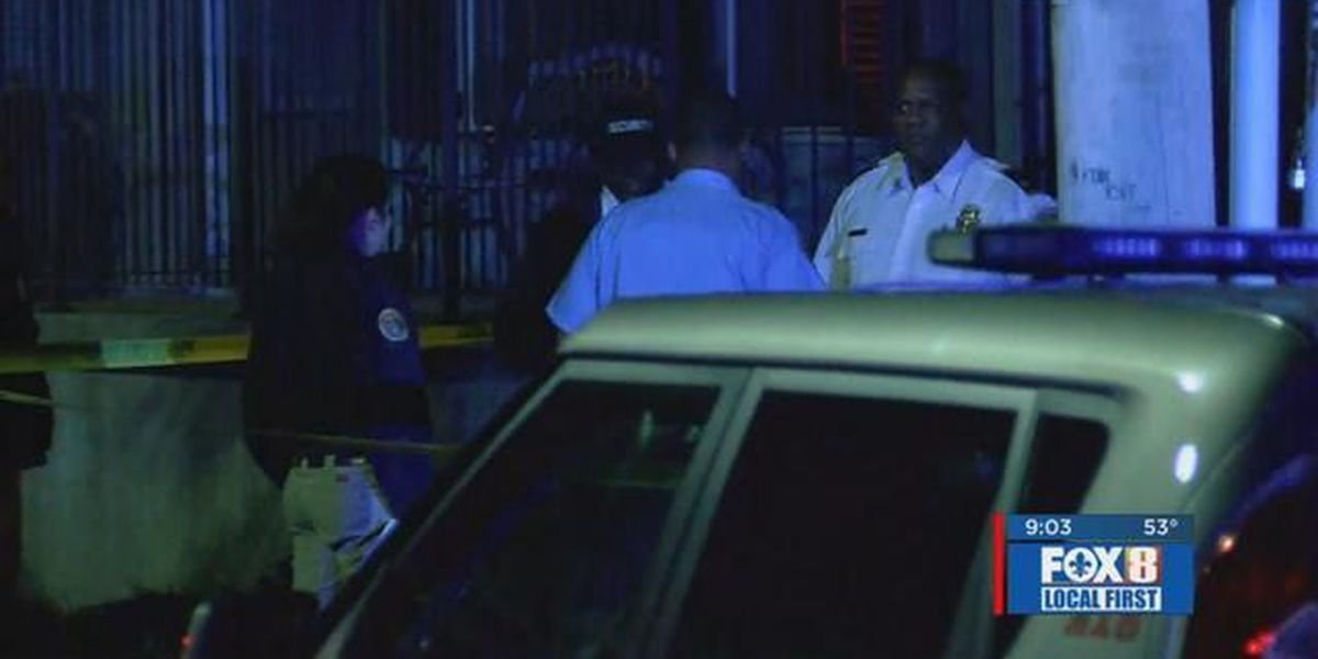 Man injured in shooting in Treme