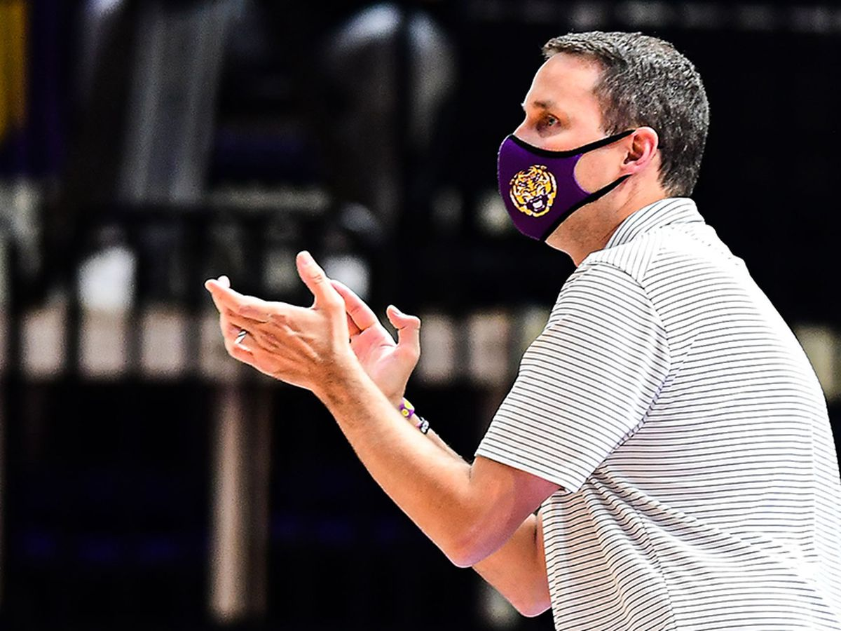 LSU basketball coach Will Wade confirms he tested positive for COVID-19