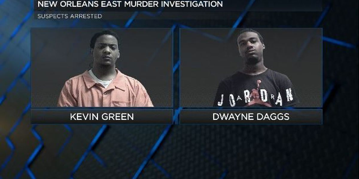 Joint law enforcement operation leads to arrests in N.O. East murder case