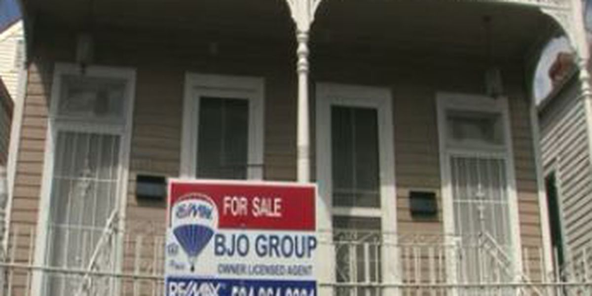 Home prices in New Orleans soar 14%