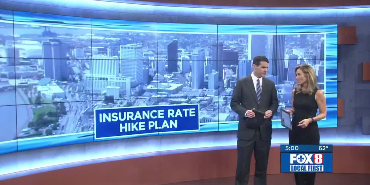 Insurance rate hike plan