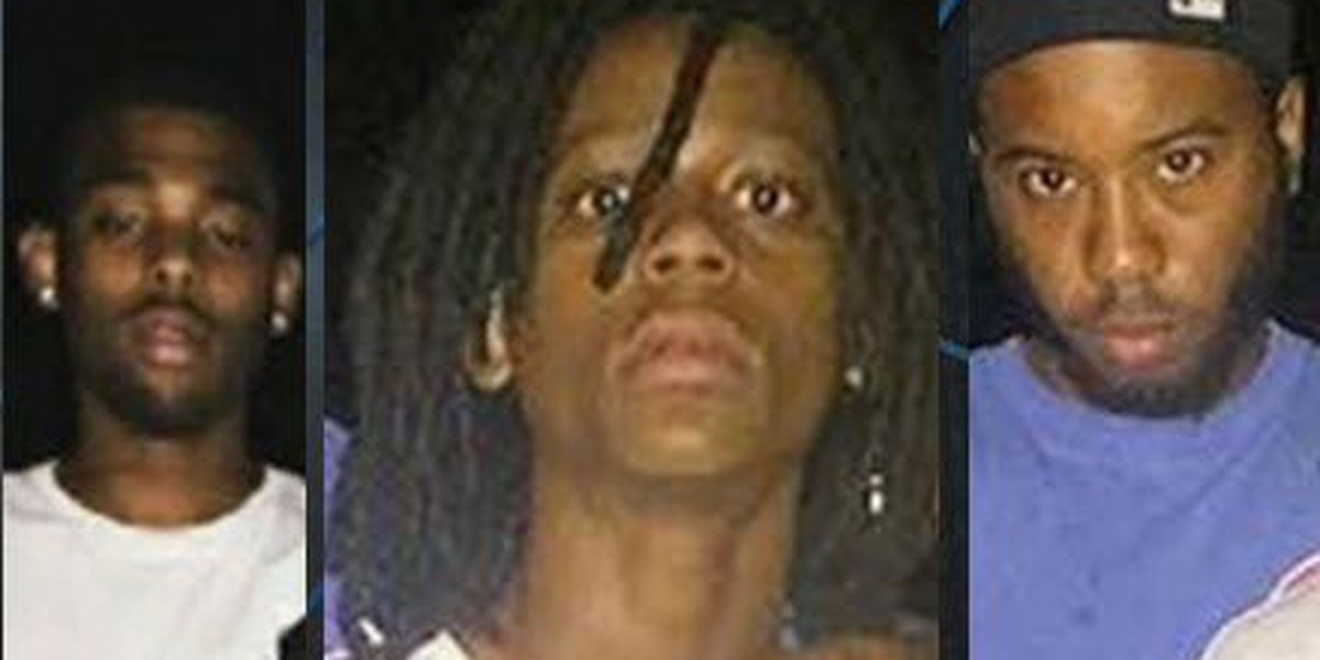 Police seek three persons of interest in July New Orleans East murder