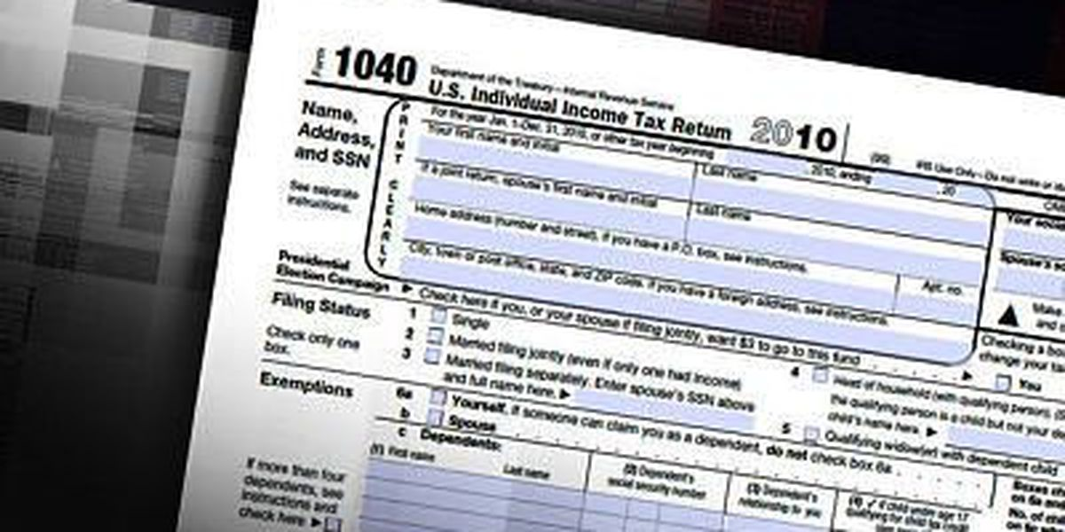 IRS tax forms available at all Jefferson Parish libraries