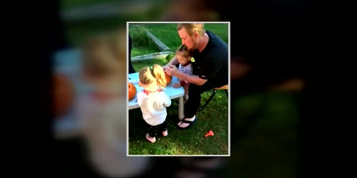 Father dies but twin daughters survive after car crashes down embankment in Washington
