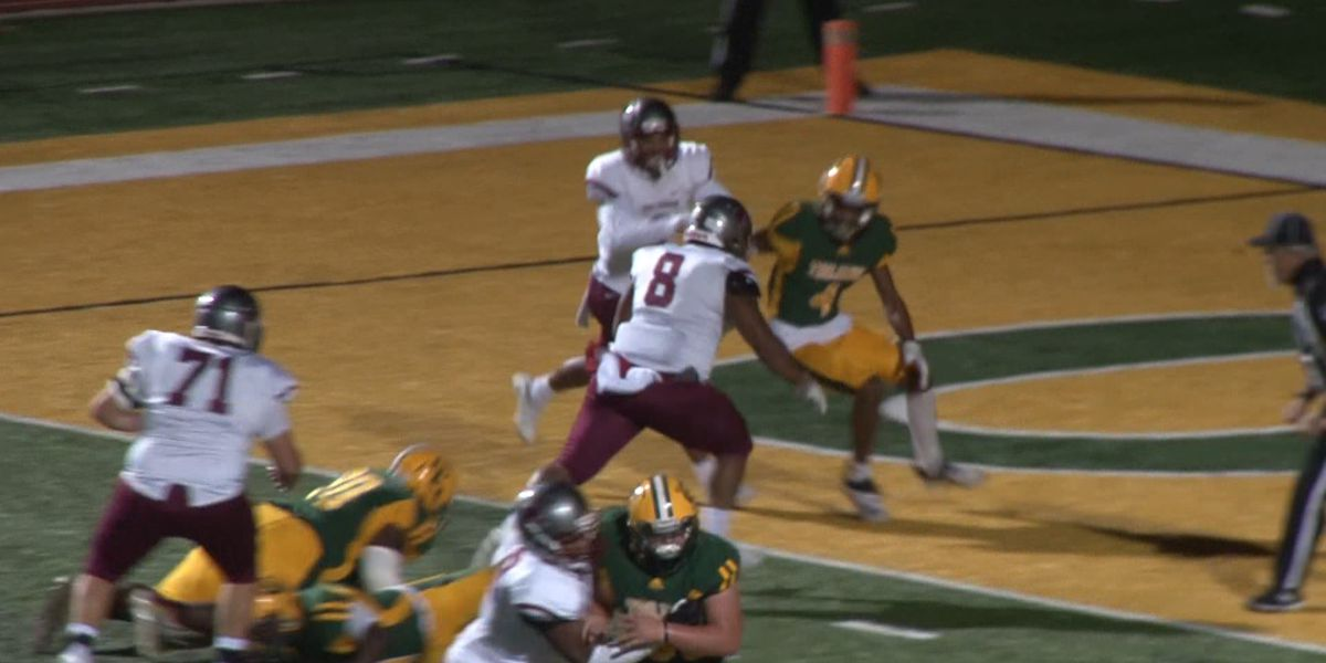 Destrehan scores six touchdowns against Central Lafourche for sixth straight win